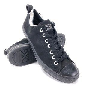 Converse Low Dual Collar Sneakers Womens 11